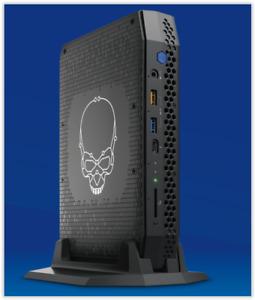 Intel NUC11 Nuc11Phki7C Gaming Computer Intel Core I7-1165G7 2.8–4.7Ghz RTX 2060