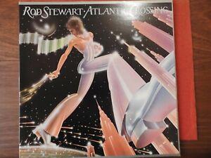 Rod Stewart Atlantic Crossing LP Record Japanese Vinyl P-10039W Warners