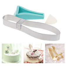 Silicone Shoes Mold Fondant Cake Decorating Tool Baking Tools For Cakes Bakeware