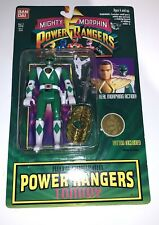 Bandai Mighty Morphin Power Rangers Auto Green Ranger Tommy Sealed #2316 1994