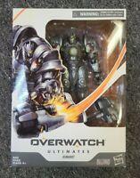 New Hasbro Overwatch Ultimates Series REINHARDT 7.75'' Deluxe Action Figure