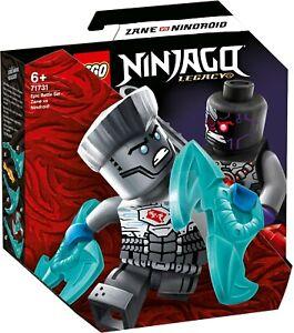 LEGO Ninjago Epic Battle Set - Zane vs Nindroid 71731