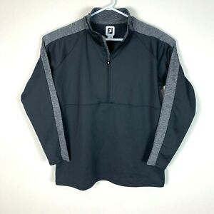Footjoy Golf Premium Pullover Jacket Size Ladies XL (UK 16)