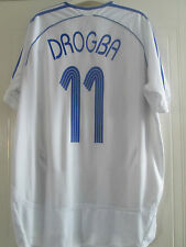 Chelsea 2007-2008 Drogba 11 Away Football Shirt Size adult large /40614