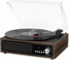 Victrola 3-in-1 Turntable Record Player Bluetooth And Radio