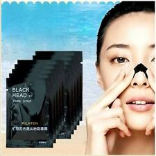 Mineral Mud Nose Blackhead Pore Cleansing Cleaner Removal Membranes Strips 10Pcs