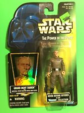 STAR WARS Power Of The Force GRAND MOFF TARKIN Action Figure Peter Cushing POTF2