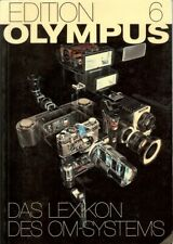 "Olympus ""Das lexikon des OM-Systems"" German language book"