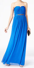 Adrianna Papell New Strapless Tulle Gown Size 18 MSRP $189 #CN 1379 (18)