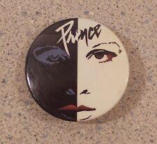 1984 Prince Purple Rain Tour Button  Pinback