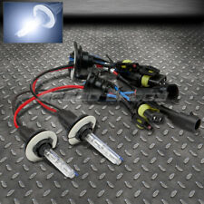 H13 DT 8000K XENON HID COOL BLUE LOW BEAM HEAD LIGHTS/BULBS FOR FORD GMC DODGE