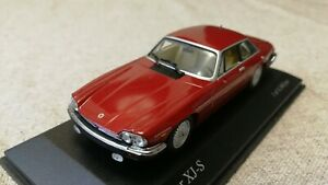 Jaguar XJ-S Coupe 1980 red metallic (Minichamps) 1/43