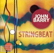 JOHN BARRY - STRINGBEAT (NEW SEALED CD)