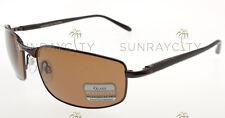 Serengeti Luigi Espresso Brown Tannery / Polarized Drivers Sunglasses 7381