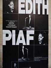 EDITH PIAF  !   affiche cinema