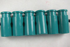 6 x bloque cordon bloqueur cordelette type sac a dos  ou autre cord block