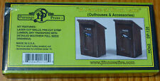 Durango Press Ho #120 2 Outhouses/Trout Lake station si