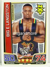Slam ATTAX Superstars - #147 Big E Langston