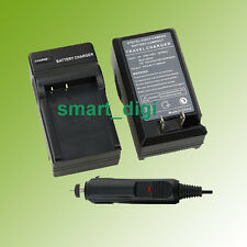 Battery AC/DC Charger for Olympus Tough 725SW 770SW STYLUS-7030 Digital Camera