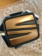 LOGO COFFRE SEAT CUPRA LEON 5F BADGE ORIGINAL OEM 5F0827565DRZH FR R