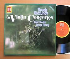 2548 170 Bruch Glazunov Violin Concertos Erica Morini Fricsay NM Heliodor Stereo