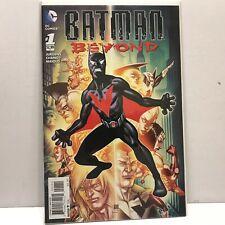 2015 DC Comics Batman Beyond Comic Book #1