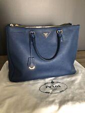 PRADA Saffiano Leather Lux Tote Bag Large