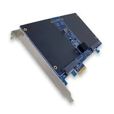 Apple Mac Pro PCI Express 2.0 Card - Dual SSD Adapter for 2.5-inch SATA Drives