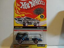 Hot Wheels Red Line Club Online Exclusive Blue Mutt Mobile
