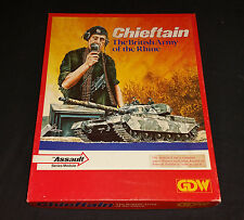 GDW Assault Chieftain Module  Box Excellent......