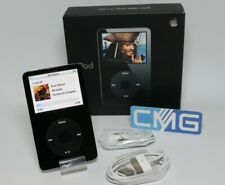 Apple iPod video classic 5. Generation Schwarz 80GB 5.5G in OVP TOP Zustand #66