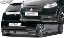 RDX Bodykit FIAT Grande Punto Front Spoiler Heck Ansatz Seitenschweller Tuning