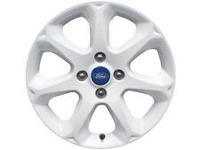 """Genuine Single Ford Fiesta 16"""" Alloy Wheel  - 7 Spoke in Frozen White (1688116)"""