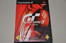 Playstation 2 Spiel - Gran Turismo 3 - Drive Simulator komplett Deutsch PS2 OVP