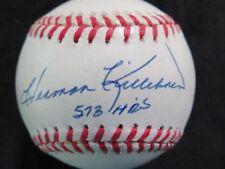 Baseball-mlb Sports Mem, Cards & Fan Shop Collection Here Tom Brunansky 1985 Minnesota Twins All Star Autographed Signed Oml Baseball Coa