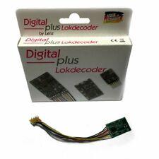 Lenz 10322-01 DCC Digital Décodeur Argent plux22 NEM 658 NEUF