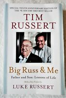 Big Russ and Me Father and Son: Lessons Of Life Softcover Book Pictures