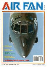 AIR FAN N°142 FOCH EN ATLANTIQUE / BOEING E-3F / HELICOS DES REGIMENTS HONGROIS