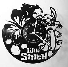 OROLOGIO DA PARETE - Cartoon Film Movie -  LILO E STICH