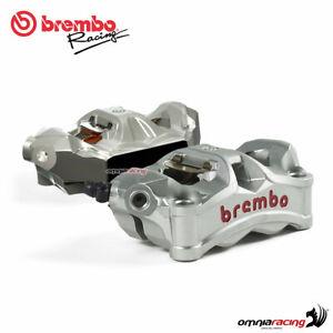 Brembo Racing paire Étriers de frein Stylema empattement 100mm avec coussinets