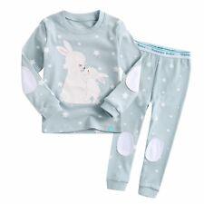 """G50 Style"" Vaenait Baby Kids Toddler Girls Long Clothes Pajama Set 12M-7T"