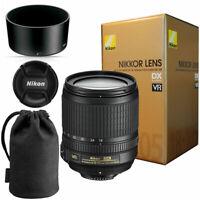 Nikon 18-105mm f/3.5-5.6G ED VR AF-S DX Nikkor Autofocus Lens for Nikon DSLR