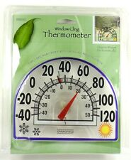 91157  SPRINGFIELD Four Season Window Cling Thermometer,For outdoor temperature