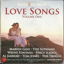 LOVE SONGS - DISC 1 OF 2  - VARIOUS ARTISTS - EXPRESS PROMO MUSIC CD