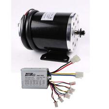 24V 500W ELECTRIC Brush MOTOR SPEED CONTROLLER ELECTRIC SCOOTER E Bike Razor ATV