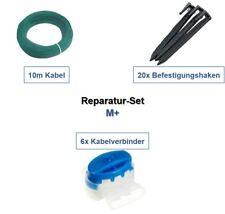 Réparation-Set M + Loup Jardin ROBO SCOOTER Câble Crochet Connecteur Réparation Paquet