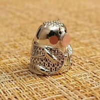 THIMBLE Piglet sterling silver 925 Russia  # 45055013