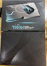 Disney TRON Legacy Gaming Laser Mouse with Hard Mousepad - Designed By Razer