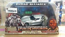 Transformers Movie Japanese MISB ROTF RA-22 Human Alliance Sideswipe Rare