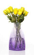 Reva Expanding Durable Vase Droplet Reusable Flower Vases Xmas Birthday Gift